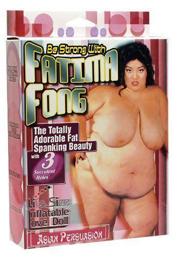 NMC Fatima Fong Love Doll