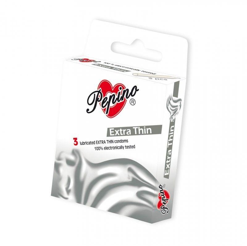 Kondomy Pepino - Extra tenké