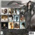 FANTASY ART OF LUIS ROYO - Official 2015 Calendar