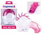Sqweel 2 - Oral Sex Toy White