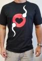 Pánské tričko erotický veletrh vzor3 L