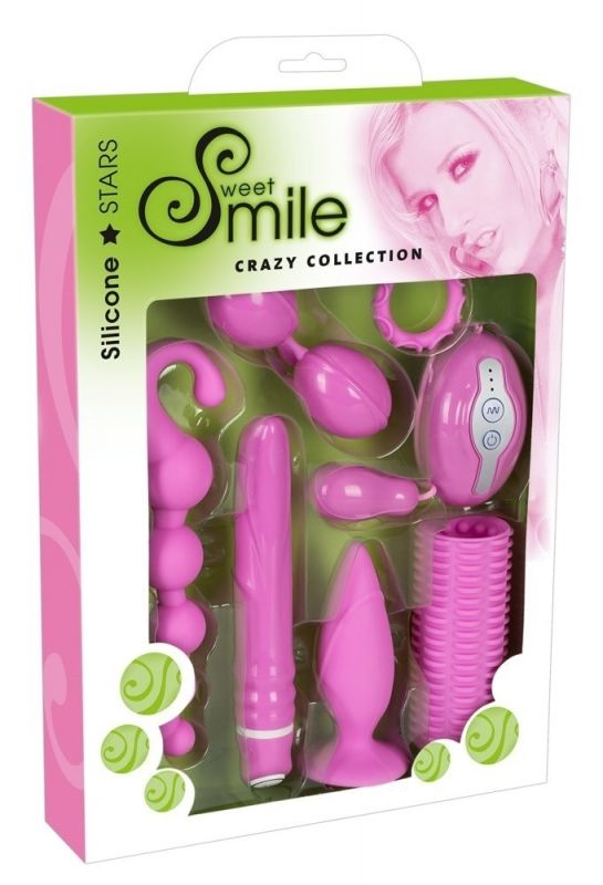 Sweet Smile Crazy Collection