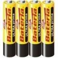 4 AA Batérie